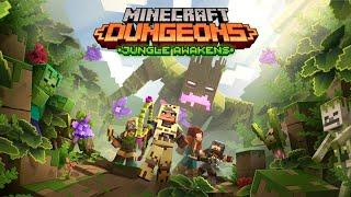 Minecraft Dungeons: NEW Jungle Awakens DLC - Battle NEW Mobs & Discover NEW Gear (Xbox One)