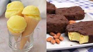 3 easy recipes to make ice cream without an ice cream maker!