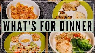 Whats For Dinner Tonight: Budget Friendly Family Meal Ideas l 30 minute dinner ideas