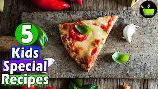 Kids Special Recipes | Easy Snacks Recipes | Party Snacks & Starters | Snacks Idea For Kids