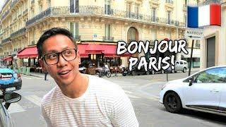 Our First Meal in Paris Was So Delicious | Vlog #568