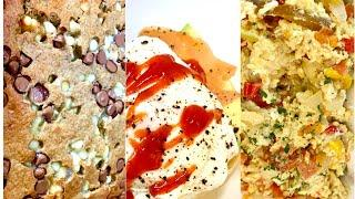 My Favourite Breakfast Dishes