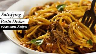 5 Satisfying and Simple Pasta Dishes | Food & Wine Recipes