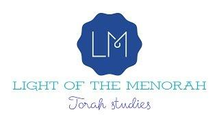 Messianic Torah Study - Understanding Salvation - 5780/2020 - Light of the Menorah