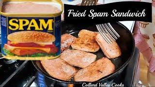 Let's make a fried Spam sandwich, Southern cooking tutorials