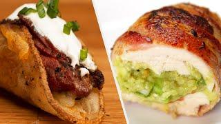 5 Mouth-Watering Recipes For All Meat Lovers • Tasty Recipes
