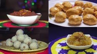 4 Dussehra Sweets | Navratri Special CountNCook