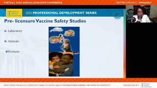 What Does the Black Community Need to Know About Vaccinations During COVID-19? - Virtual 2020 ALC
