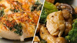 5 Healthy Chicken Recipes You Can Make For Dinner