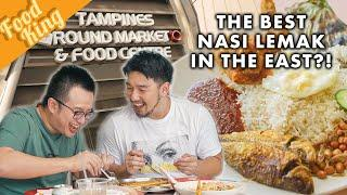 Is This The Best Hawker Centre For Breakfast? | Food King Singapore