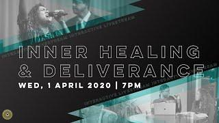Inner Healing & Deliverance (Part 4) | Special Interactive Stream | Wednesday 1 April