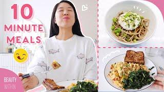 3 Simple Stay at Home Recipes Using What You Have | Easy Meal Ideas