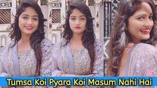Tumsa Koi Pyara Koi Masum Nahi Hai | Nisha Guragain New Song Video With A cute Baby | Nishu
