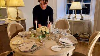 How To Host A Last-Minute Dinner Party At Home