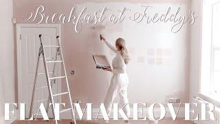 Flat makeover, episode THREE! Beautifying my London flat! ~ Breakfast at Freddy's