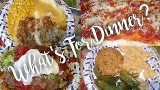 What's For Dinner? | Easy And Affordable Meals | Quick Weeknight Meals
