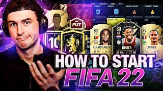 How to Start FIFA 22