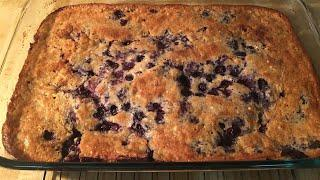 Episode 287: Southern Blueberry Cobbler (Sweet Treats Summer Desserts Collab with Teri's Table)
