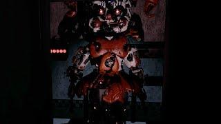 TWISTED SCRAP BABY ATTACKS! KEEP THE DOOR CLOSED! | FNAF Project Freddy 2