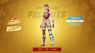 How To Get GINGER RENEGADE RAIDER in Fortnite! (NEW) | GINGER RENEGADE RAIDER Skin in Fortnite!