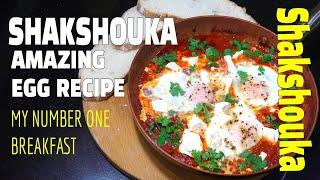 How To Make Shakshouka - The Greatest Egg Recipe - Shakshuka - Spicy Poached Eggs