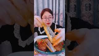 Seafood mukbang ASMR | Chinese Food ASMR | ASMR  Show Eating by #VshareKH [#35]