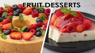 Homemade Fruit Filled Desserts To Refresh Your Body This Summer | Tasteful Recipe
