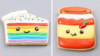15 Beautiful Cookie Decorating Recipes for Party | Cute Cookies Ideas | Yummy Cookies Lovers