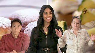 Dessert Cook-Off: Hummingbird Cupcakes vs. Lemon Beignets // Presented by Tasty & FOX Broadcast