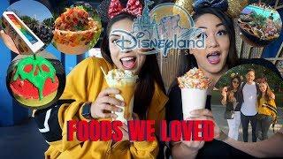 MORE GREAT DISNEYLAND FOOD AND DESSERTS YOU NEED TO KNOW ABOUT !! I'M THIRD WHEELING