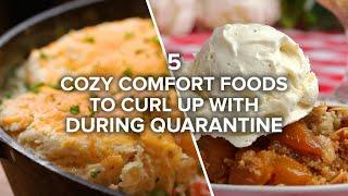5 Cozy Comfort Foods To Curl Up With • Tasty Recipes