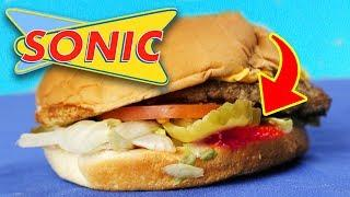 10 Sonic Drive-In Secret Menu Items that will Change Your Life