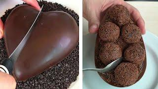New Chocolate Desserts Recipes Tutorial Homemade Chocolate Cake Decorating Ideas