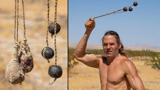 Bolas: Primitive Hunting Weapon