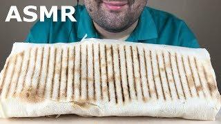 ASMR GIANT SHAWARMA | CHICKEN DÖNER KEBAB | STREET FOOD (Eating Sounds) Mukbang NO TALKING
