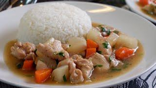 Super Easy One Pot Chinese Style Chicken Stew Recipe 简易独锅焖鸡 Wholesome Chinese Chicken Recipe