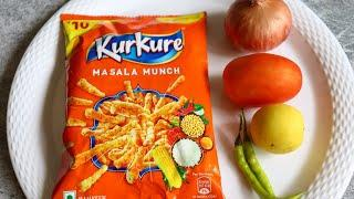 1 Minute Recipe / Evening Snacks / New Recipe / Easy Recipe / Kurkure Chaat