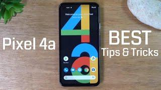 Pixel 4a Best Tips and Tricks