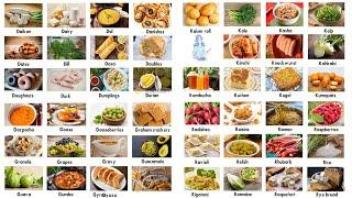 List of 300+ Foods Beginning with All the Letters in the Alphabet