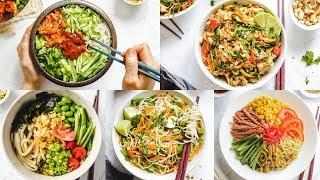5 Vegan Noodle Recipes for Under $2 | Easy & Budget-Friendly