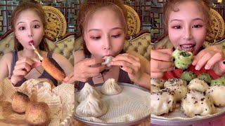 [KWAI FOOD] Mukbang Chinese Food #113 | CHINESE ASMR Real Sound Eating