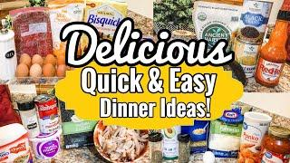 WHAT'S FOR DINNER? | *FOUR* FAMILY RECIPES TO ADD TO YOUR WEEKLY MENU | COOK WITH ME | JULIA PACHECO