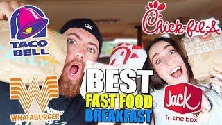 What Is The Best Fast Food Breakfast?
