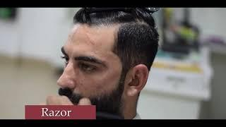Faded Bottom With Disconnected Top HairCut |  One Side Hair Cutting | Haircut Men's | Shahzad Royal