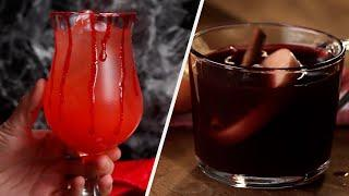Red Cocktails For Date Night • Tasty Recipes