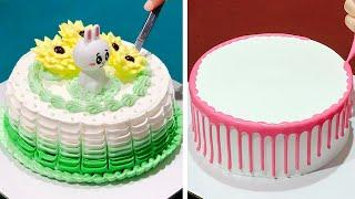 Awesome Cake Decorating Ideas for Party | Most Satisfying Chocolate Cake Recipes | Cake Design