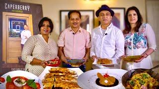 WHAT'S COOKING For Lunch At One Of INDIA's Top Chefs, ABHIJIT SAHA's Home? Indian Or European?