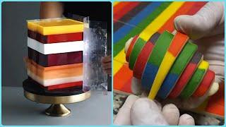 Amazing Desserts At Another Level! Creative Cake Art Ideas! Satisfying Cake videos #16! So Yummy!