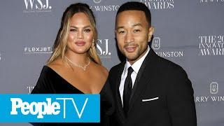 Chrissy Teigen And John Legend Suffer Pregnancy Loss: 'We Will Always Love You' | PeopleTV