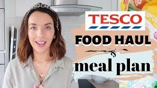 FAMILY OF 4 MEAL PLAN & GROCERY HAUL UK | HEALTHY FAMILY MEALS